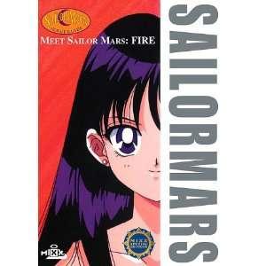 Meet Sailor Mars: Fire (Sailor Moon Scout Guides): .de: Naoko