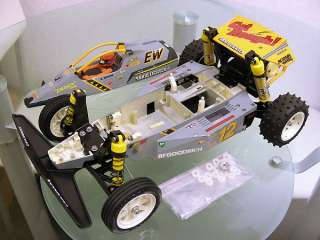 Tamiya 1/10 SONIC FIGHTER 2WD Off Road Buggy Rare Box Art Job WoW