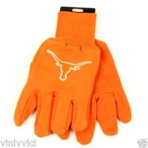 Texas Longhorns   New NCAA Work Utility Grip Gloves