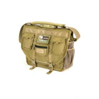 BLACKHAWK ADVANCED TACTICAL BRIEFCASE 61BC01 BLK TAN GR