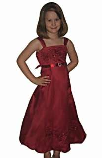 Empire Kommunionkleid, Blumenmädchen Kleid mit Bolero: .de