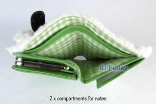 Shaun the Sheep 3D Head Wallet with Kisslock Coins Bag