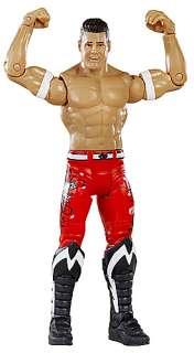 EVAN BOURNE   WWE SERIES 12 MATTEL TOY WRESTLING ACTION FIGURE