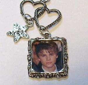 Justin Bieber Mobile Phone Charms   Bag Charm Key Chain   JUSTIN