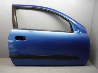 Nissan Almera II N16 Tür Türe rechts blau