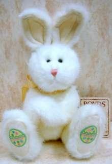 BOYDS BEARS Hopper Q Bunsley PLUSH Easter BUNNY 533181