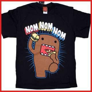 Domo Kun T Shirt / Junior Kids Tee   4 Size  Nom Nom