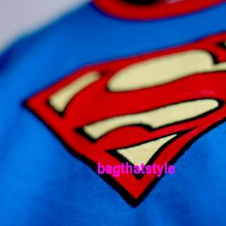 SUPERMAN Batman BABY ALL IN 1 FANCY DRESS OUTFIT