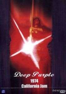 Deep Purple   1974 California Jam DVD*NEW*ROCK