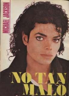 BOY GEORGE   MICHAEL JACKSON magazine Argentina 1987