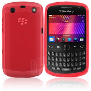 Magic Store   Pink Gel Case Cover Skin for Blackberry Curve 9360/9370