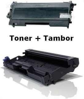 Tambor y Toner para Brother MFC 7420. Como TN2000 y DR2000