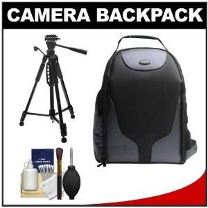 Bower Pro Digital SLR Photography BackPack + Tripod