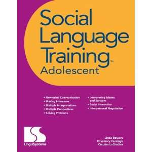 Adolescent: Linda Bowers, Rosemary Huisingh, Carolyn LoGiudice: Books