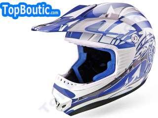 CASQUE INTEGRAL VIPER 3 MOTO CROSS QUAD TAILLE M 58