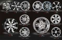 Set of 18 Alloy Wheels For Audi VW Seat RS4 A3 A4 A6 A8 Q5 TT S3 S4