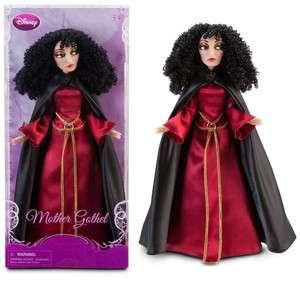 Poupée Disney Princesse Raiponce Rapunzel Tangled   Mère Gothel RARE