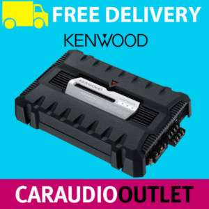 Kenwood KAC 6404 Multi Channel Power Amplifier 500 W