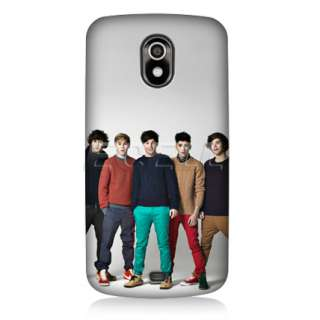 Direction British Boy Band 1D Back Case for Samsung Galaxy Nexus i9250