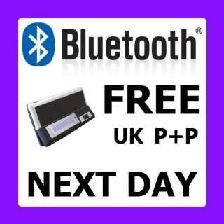PARROT MINIKIT+ PORTABLE BLUETOOTH HANDS FREE VISOR CAR KIT iPHONE