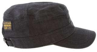 Star Raw Mens Logan Original Worker Cap Blue (Model 89222.355.881)