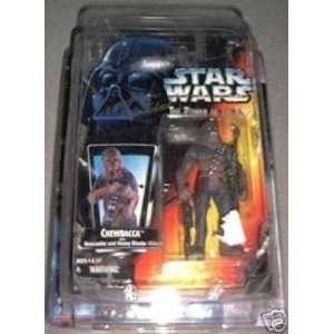 STAR WARS CHEWBACCA SIGNED POTF ACTION FIGURE : Toys & Games :