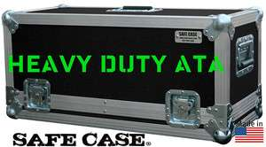 ATA Safe Case for Peavey JSX Amp Head lift off lid