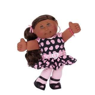 Cabbage Patch Kids Toddler Doll African American Girl   Brunette