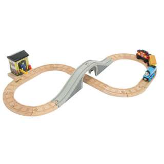 Thomas & Friends Figure 8 Set Crossing Gate   Learning Curve 1001175