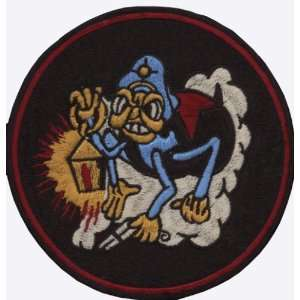 419th night fighter Squadron 5 patch Office Products