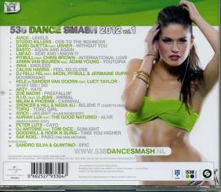 538 DANCE SMASH 2012/1 (AVICII,STUDIO KILLLERS,BASTO,LMFAO,PITBULL
