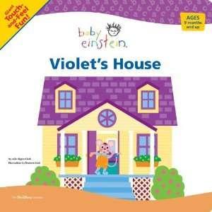 Baby Einstein Violets House (Disney Baby Einstein)  N/A