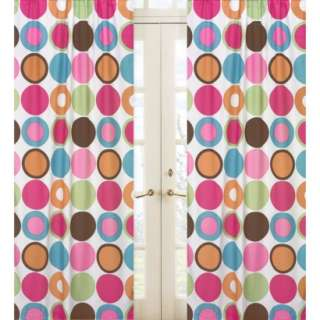 JoJo Designs Window Panels  Deco Dot   Print.Opens in a new window