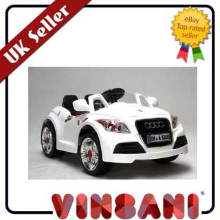 On AUDI Style Electric Battery Car with Parental Remote Control