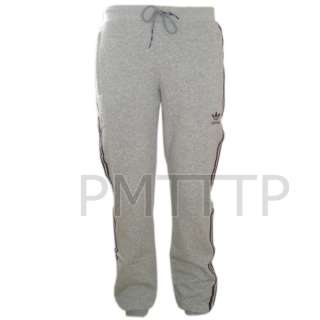 Womens Grey Tracksuit Bottoms