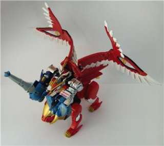 Power Rangers Wild Force Large Size DX Gao Lion / Pegasus Zord NEW
