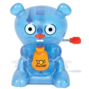 Uglydoll Clear Blue Trunko Flipping Wind Up Toy: Toys