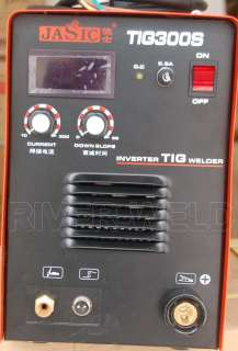 TIG300S DC Inverter TIG welding Machine & JASIC welder