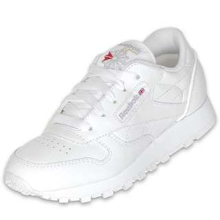 Reebok Preschool Classic Leather  FinishLine  White