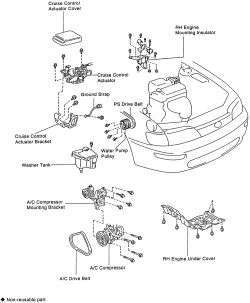 Repair Guides  Engine Mechanical  Timing Belt Cover  AutoZone
