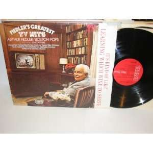Fiedlers Greatest TV Hits Arthur Fiedler, Boston Pops