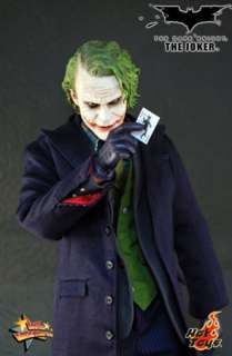 Dark Knight JOKER HEAD SCULPT 12 Figure Sideshow Heath Ledger
