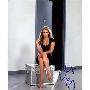 ELIZABETH BERKLEY 8x10 Female Celebrity Photo Signed In