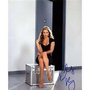 ELIZABETH BERKLEY 8x10 Female Celebrity Photo Signed In