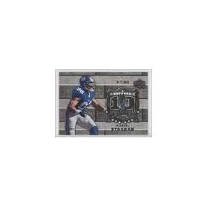 Upper Deck 10 Sack Club #10SMS   Michael Strahan: Sports Collectibles