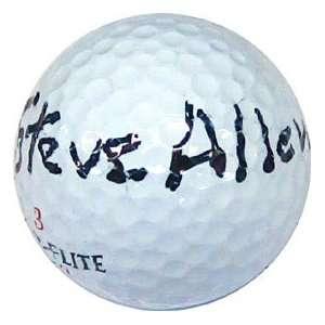 Steve Allen Autographed / Signed Golf Ball Sports