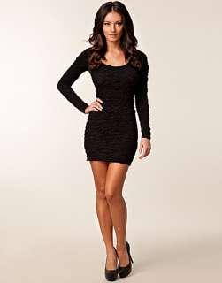 Johanna Dress   Three Little Words   Black   Party dresses   Clothing