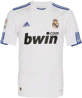 Real Madrid adidas Soccer Home Replica Jersey