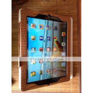 PU Leather Case Stand for iPad 2,  On All Gadgets