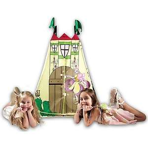 Time to Play Fairy Princess Castle Play Tent